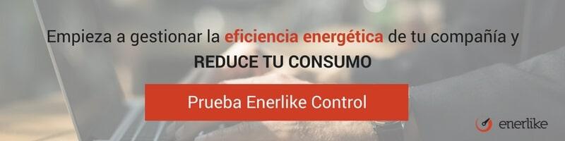 Empieza a gestionar la Eficiencia Energética de tu compañía y REDUCE TU CONSUMO