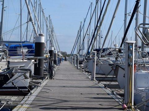 Monitorizacion electricidad agua puertos deportivo