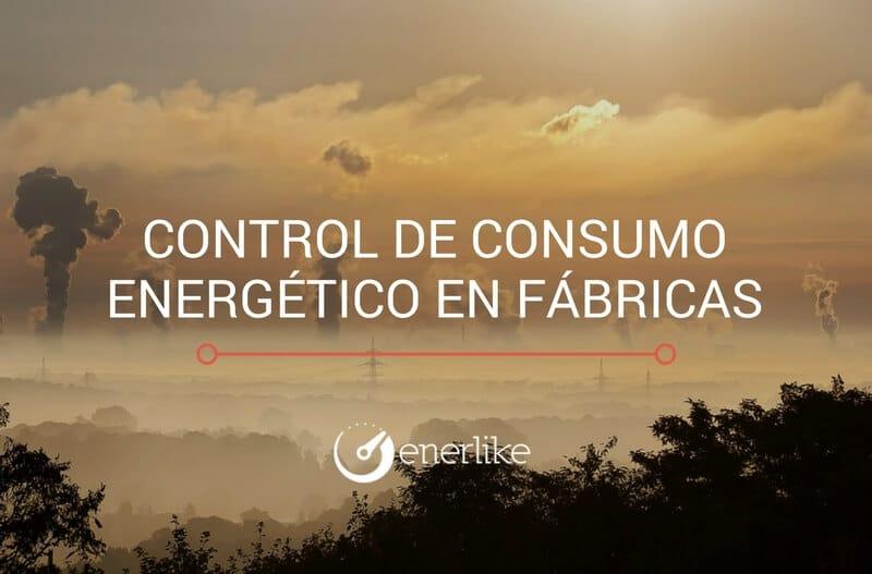 Control de consumo energético en fábricas